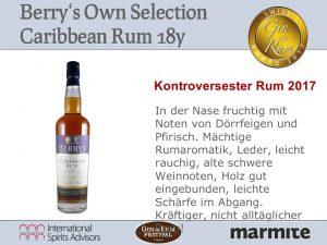 Kontroversester Rum 2017